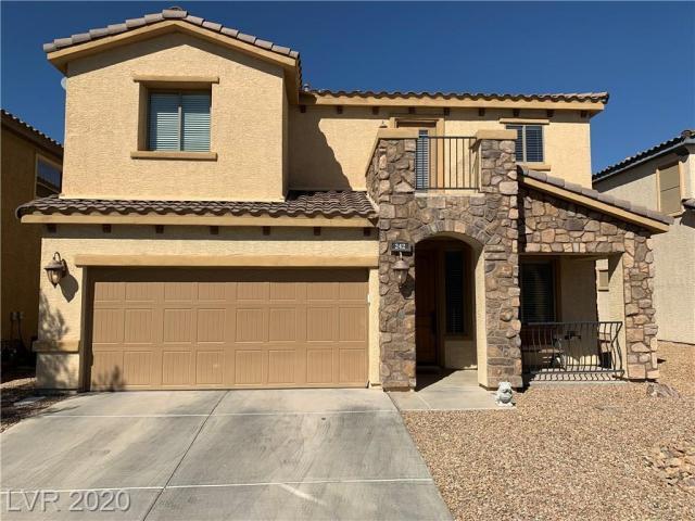 Property for sale at 242 Via Franciosa Drive, Henderson,  Nevada 89011