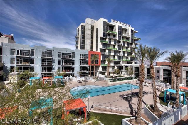 Property for sale at 353 East Bonneville Avenue Unit: 713, Las Vegas,  Nevada 89101