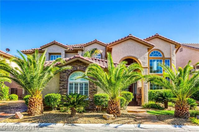 Property for sale at 5169 Villa Dante Avenue, Las Vegas,  Nevada 89141