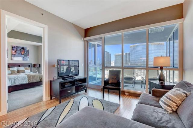 Property for sale at 4575 East Dean Martin Drive Unit: 2411, Las Vegas,  Nevada 89103