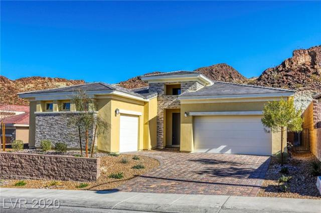 Property for sale at 36 COSTA TROPICAL Drive, Henderson,  Nevada 89011