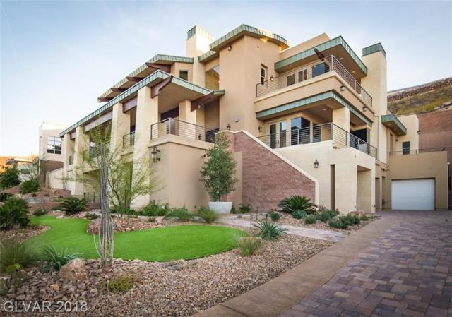 Property for sale at 1699 Tangiers Drive, Henderson,  Nevada 89012
