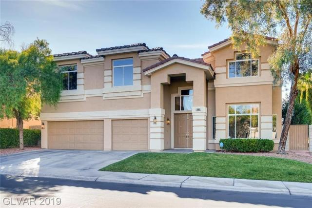 Property for sale at 1381 Via Savona Drive, Henderson,  Nevada 89052
