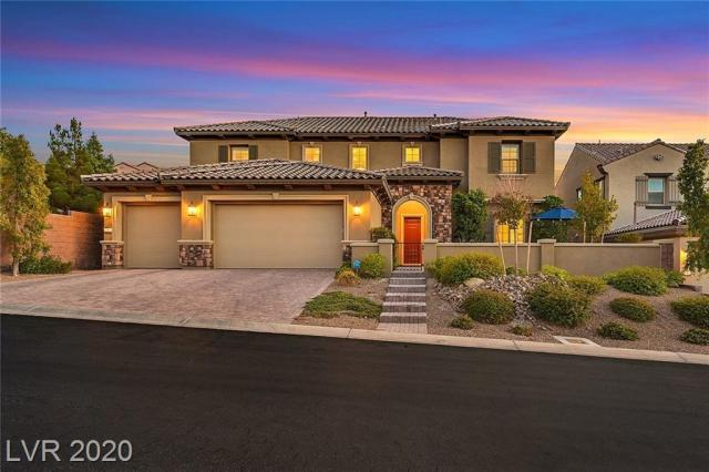 Property for sale at 2509 Pont Marie Drive, Henderson,  Nevada 89044