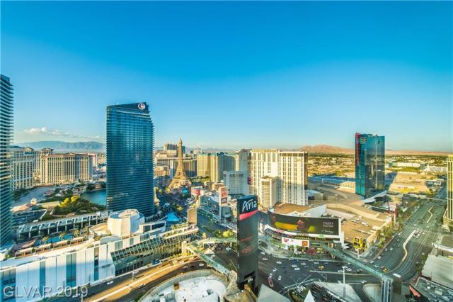 Property for sale at 3722 Las Vegas Boulevard Unit: 1610, Las Vegas,  Nevada 89158