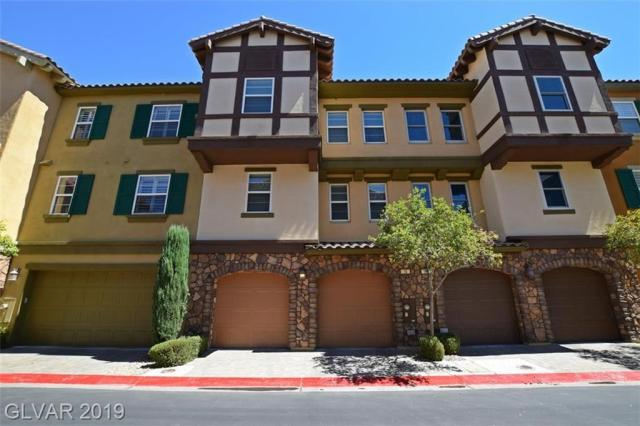 Property for sale at 18 Via Verso Lago, Henderson,  Nevada 89011