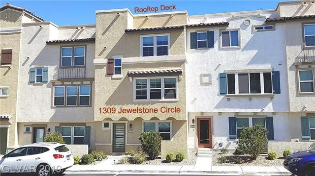 Property for sale at 1309 Jewelstone Circle, Henderson,  Nevada 89012
