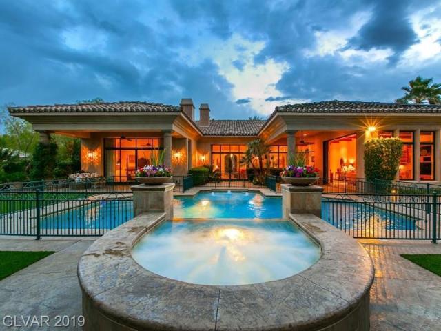 Property for sale at 18 Castle Oaks Court, Las Vegas,  Nevada 89141