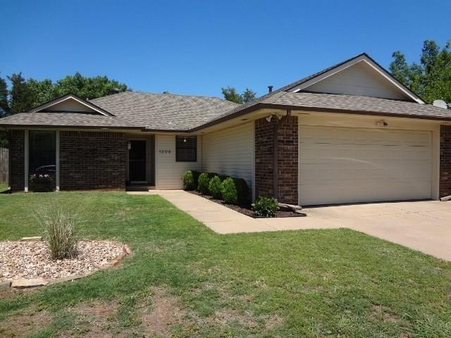 Property for sale at 1209 Teal Place, Edmond,  Oklahoma 73003