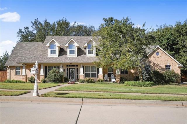 Property for sale at 801 N Bittercreek Terrace, Mustang,  Oklahoma 73064