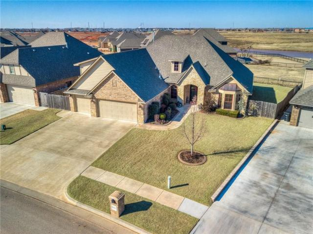 Property for sale at 1821 Lago Drive, Moore,  Oklahoma 73160
