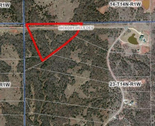 Property for sale at 14108 Hickory Hills Road, Arcadia,  Oklahoma 73007