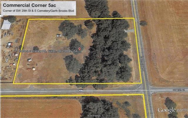 Property for sale at 2909 S Cemetery Road, Yukon,  Oklahoma 73099