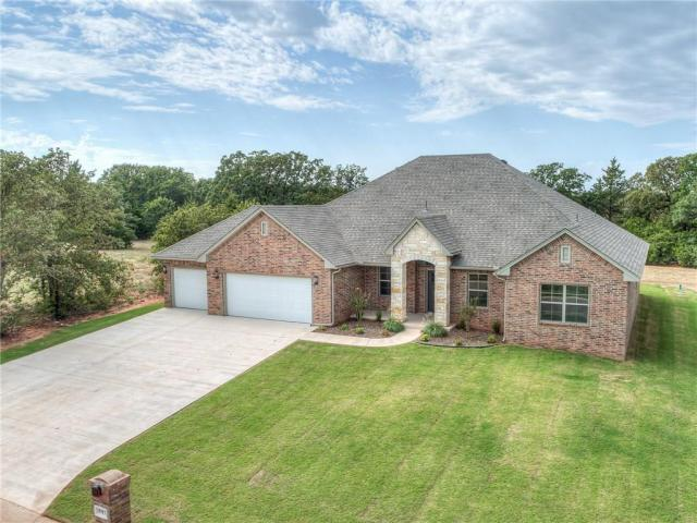 Property for sale at 8915 Tall Oaks Drive, Guthrie,  Oklahoma 73044