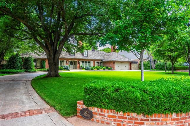 Property for sale at 1502 Bedford Avenue, Nichols Hills,  Oklahoma 73116