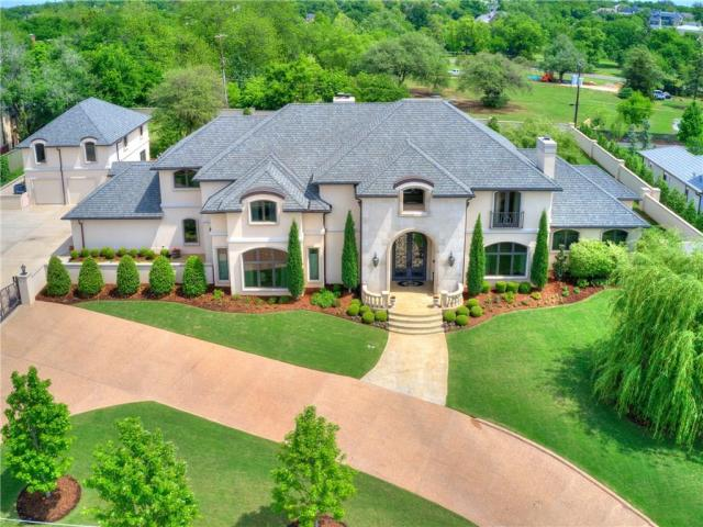 Property for sale at 1309 Bedford Drive, Nichols Hills,  Oklahoma 73116