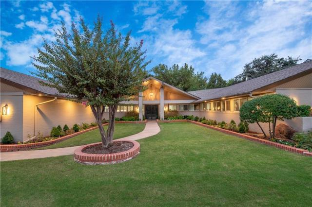 Property for sale at 1404 Glenbrook Terrace, Nichols Hills,  Oklahoma 73116