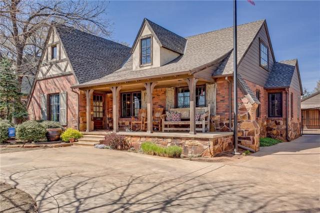Property for sale at 1119 Glenwood, Nichols Hills,  Oklahoma 73116