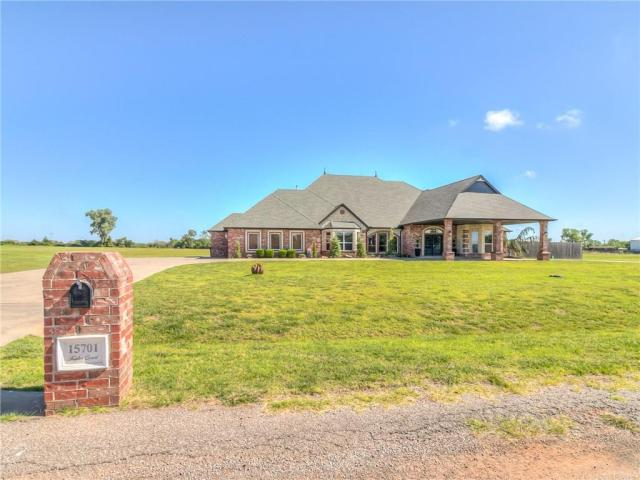 Property for sale at 15701 Kyles Court, Yukon,  Oklahoma 73036