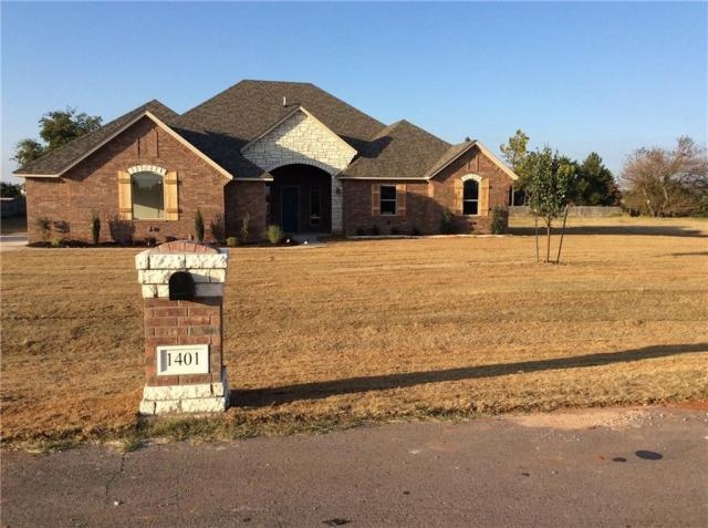 Property for sale at 1401 W Hyde Park Way, Mustang,  Oklahoma 73064