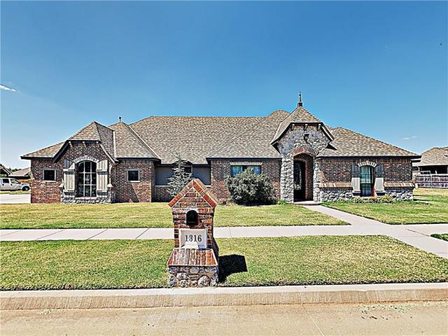 Property for sale at 1316 Sonoma Lakes Boulevard, Moore,  Oklahoma 73160