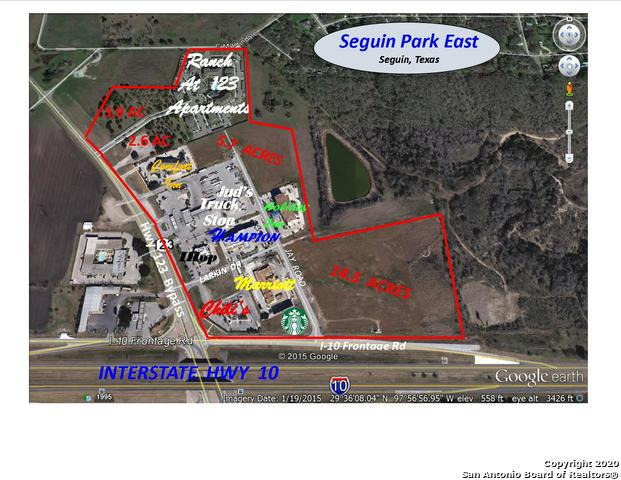 Property for sale at TBD E Ih 10, Seguin,  Texas 78155