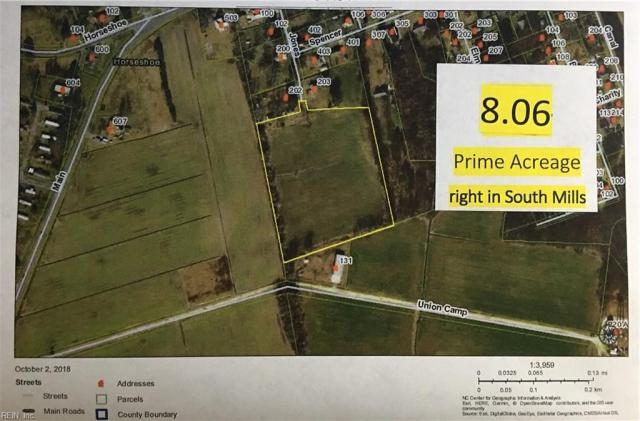 Property for sale at 8+ACR Jones Avenue, South Mills,  North Carolina 27976