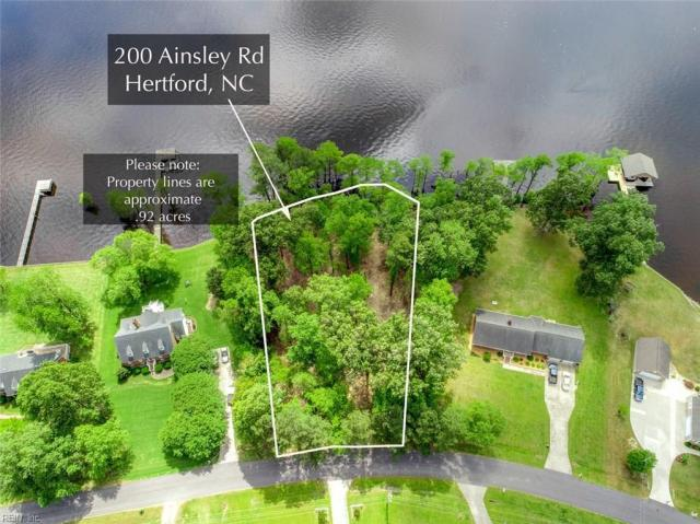 Property for sale at 200 Ainsley Road, Hertford,  North Carolina 27944
