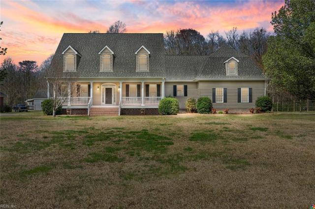 Property for sale at 1352 POSSUM QUARTER Road, Elizabeth City,  North Carolina 27909