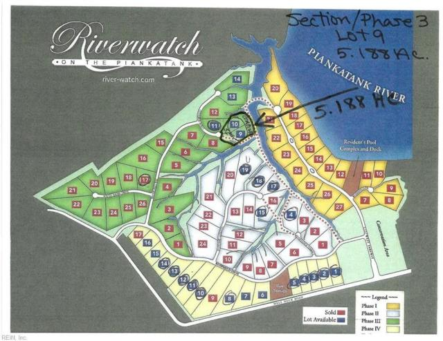 Property for sale at 5.1AC Coveside Point, Gloucester,  Virginia 23061