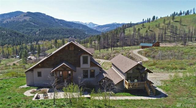 Property for sale at 14 Woods Canyon Rd, Twisp,  WA 98856