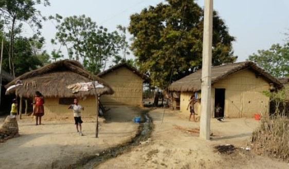 Village Tharu - Chitwan