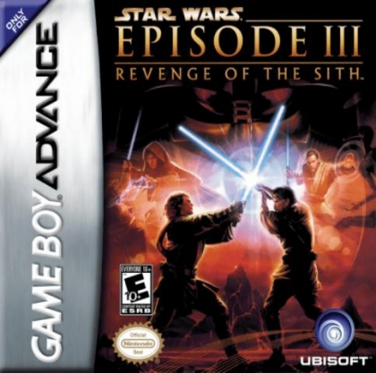 Star Wars Episode Iii Revenge Of The Sith Usa Nintendo Gameboy Advance Gba Rom Download Wowroms Com