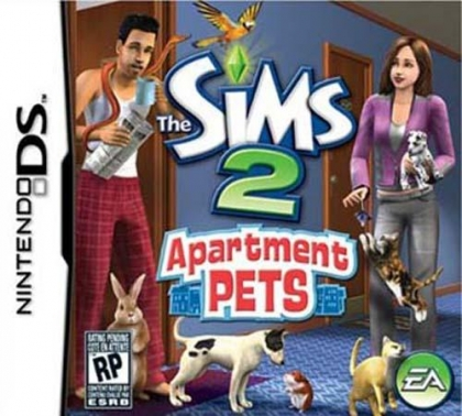 The Apartment Pets Nintendo Ds Nds