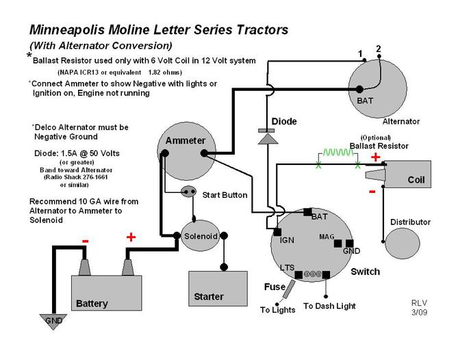 a112957?resize=665%2C499 ford 9n 2n wiring diagram mytractorforum the friendliest 8N 12V Wiring Diagram at pacquiaovsvargaslive.co