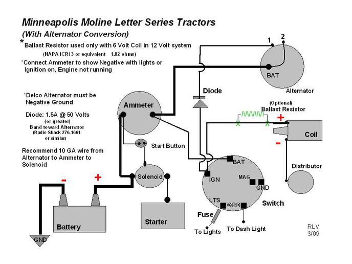 a112957?resize=665%2C499 ford 9n 2n wiring diagram mytractorforum the friendliest 8N 12V Wiring Diagram at eliteediting.co