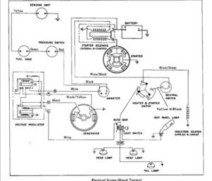 MF50 Diesel Starting Issue  Massey Harris & Massey