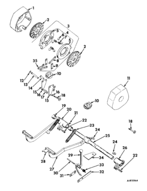 ih 424 brakes  Yesterday's Tractors (988053)