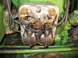 Wiring diagram for pony motor coil  Yesterday's Tractors