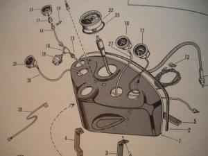 Massey Ferguson 135 Wiring Diagram | Wiring Diagram And Schematics
