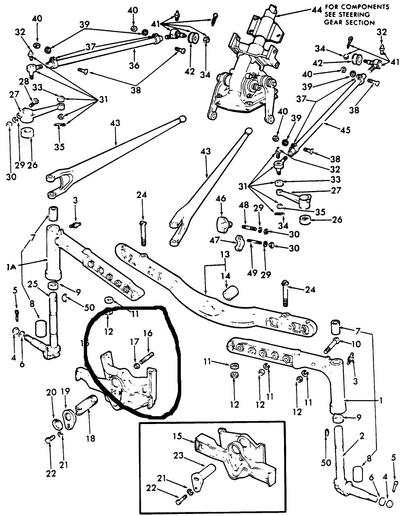 Wiring Diagram Ford Naa Jubilee Tractor