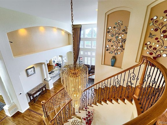 7575 S Duquesne Way Aurora Co 80016 Mls 7041457 Zillow   Byers Choice Spiral Staircase   Stair Storage   Choice Carolers   Wooden Stairs   Inches Tall   Rolling Scaffold