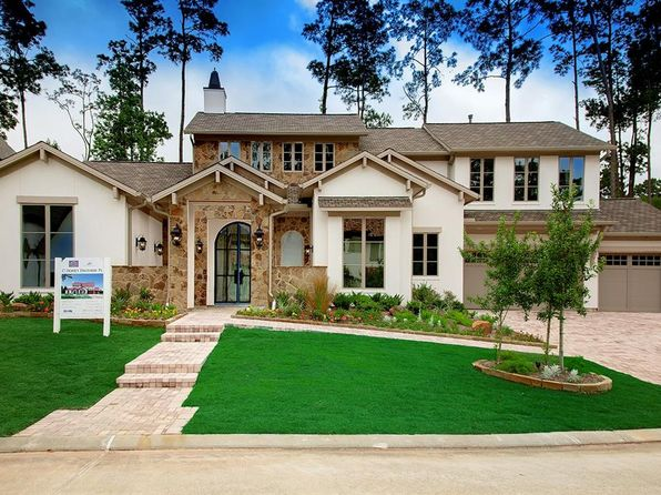 golf course the woodlands real estate