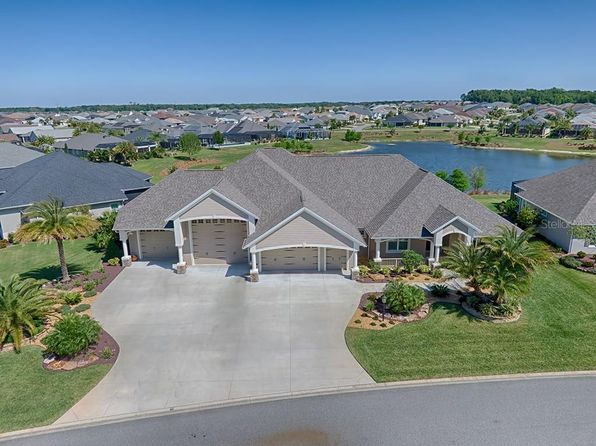 the villages fl waterfront homes for