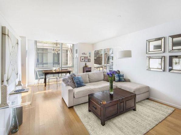 Garden Apartment Tribeca Real Estate New York