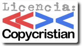 Licensed by Copycristian