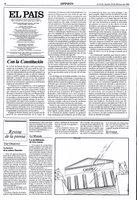 Editorial 24 febrero de 1981. El País