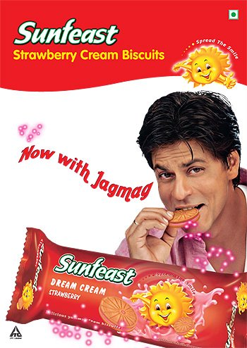 Image result for shahrukh khan biscuit ad