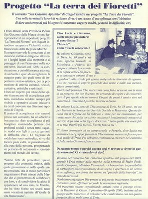 intervista con Lucia e Giovanna