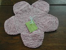 Grandma's Weekend Knitting Washcloth